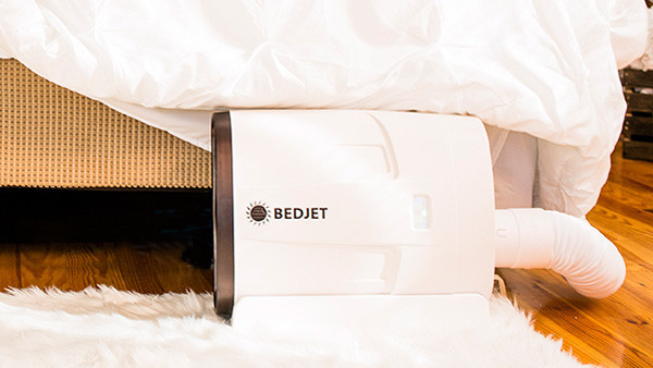 BedJet – hot or cold your bed is always comfy