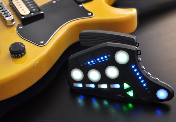 Guitar Wing – guitar effects right at your fingertips