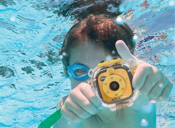 Kidizoom Action Cam – turn your kids into little movie makers