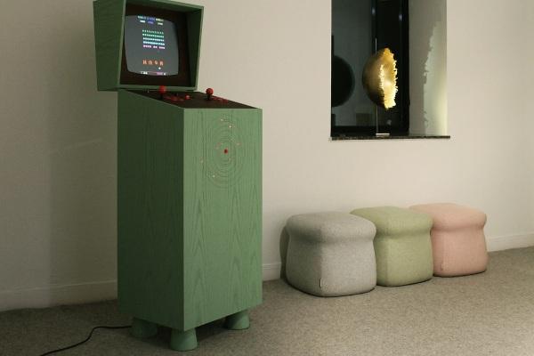 Pixelkabinett – retro style for retro games