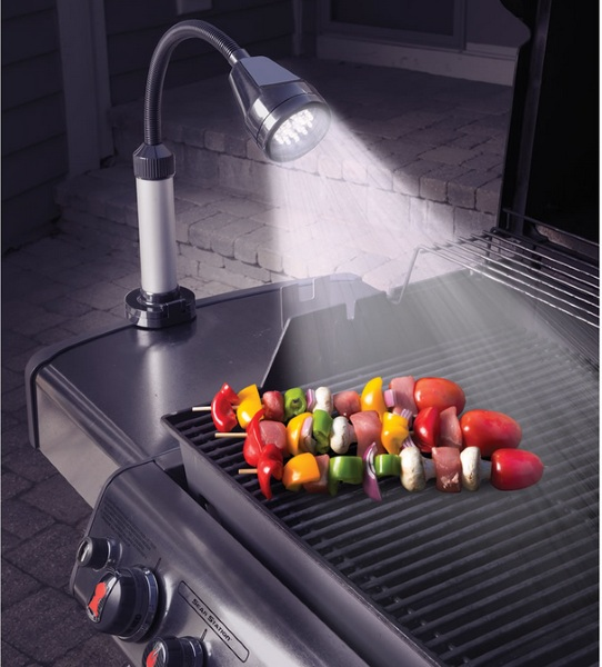 The Best Grill Light – don't let sunset stop you from grilling your meal
