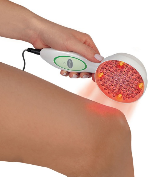 Wide Coverage LED Pain Reliever – fight pain with light