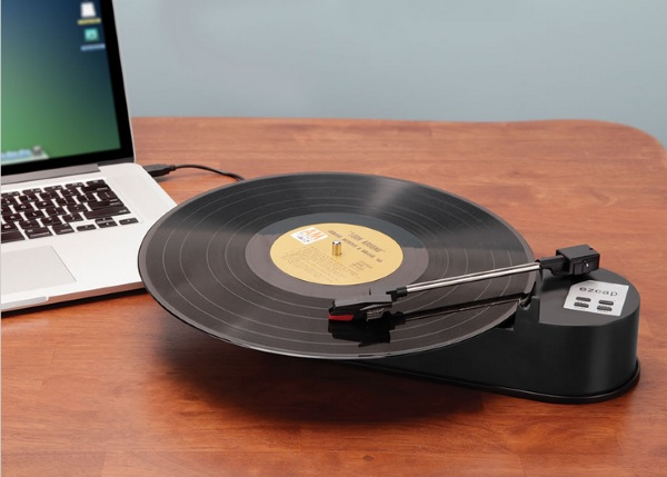 Portable LP to MP3 Converter – convert that indie record into a format you can use
