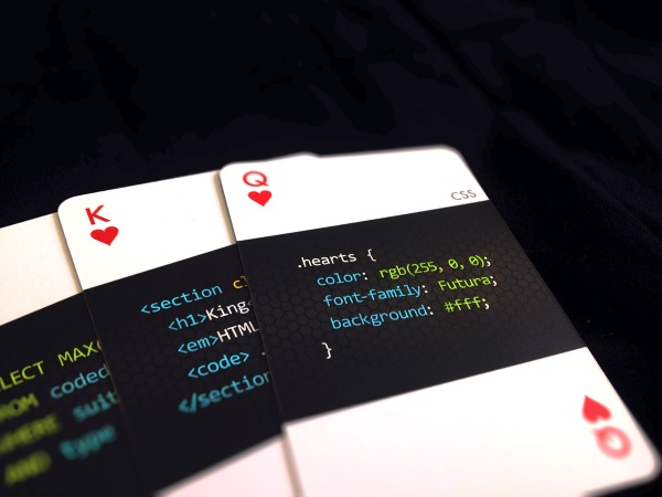 Code:Deck – playing cards for developers