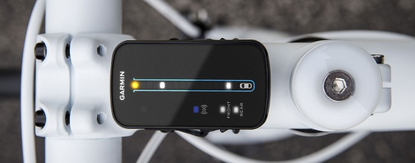 Varia – the device that watches your back when you're biking
