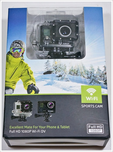 Amkov AMK5000S WiFi Sportscam – budget GoPro clone offers surprisingly solid performance [Review]