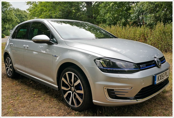 VW Golf GTE Hybrid – part oil, part electric family machine [Review]