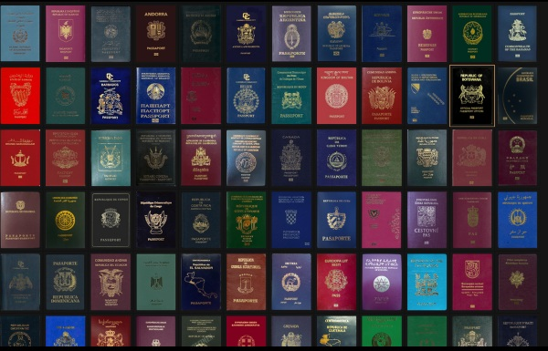 Passport Index – see how easy your passport makes it for you to travel