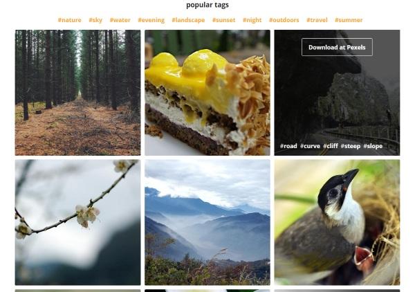 Librestock – a directory for free photos