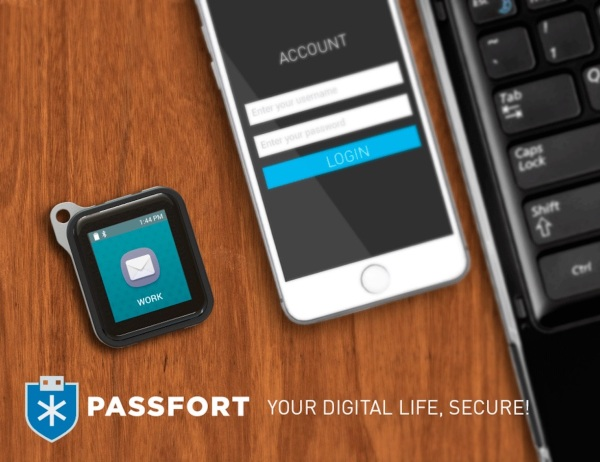 Passfort – never forget a password again
