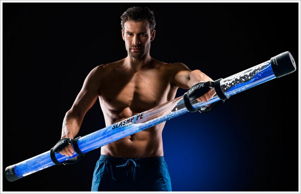 Slashpipe – power up your six-pack with some water