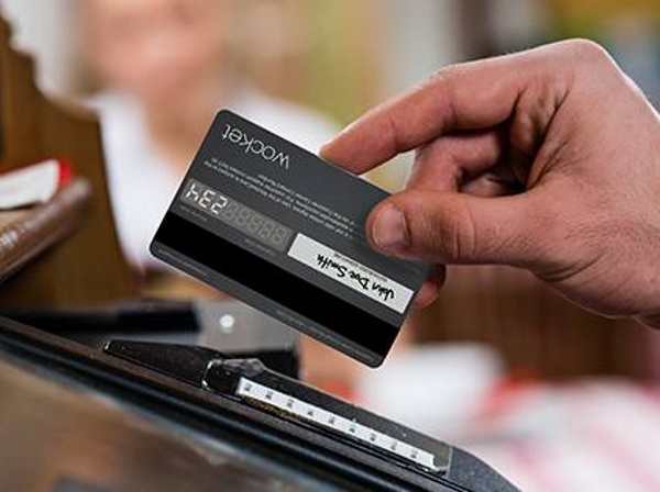 Wocket – cut down on cards with this smart wallet