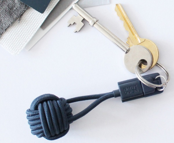 Key Cable – the charger cord that holds your keys