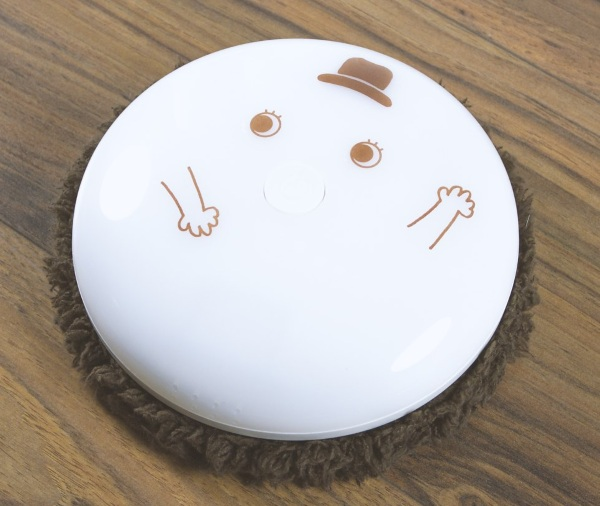 Mopet Robot Mop – the robotic mop with personality