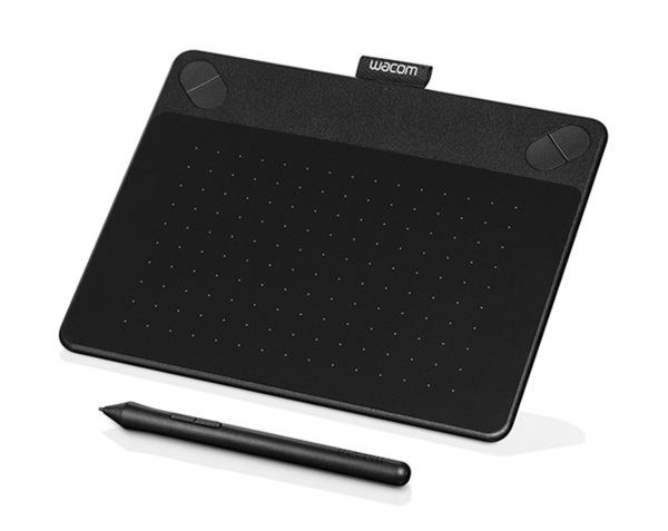 Wacom Intuos Art Pen and Touch – the tiny tablet for big ideas