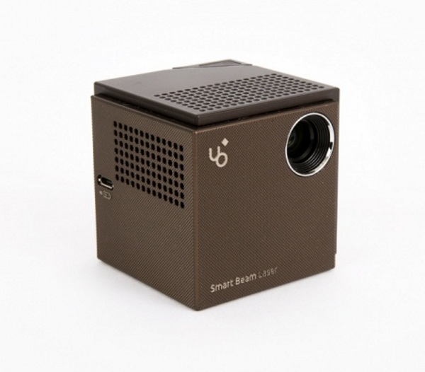 Li'l Laser Smart Projector – carry a big screen right in your pocket