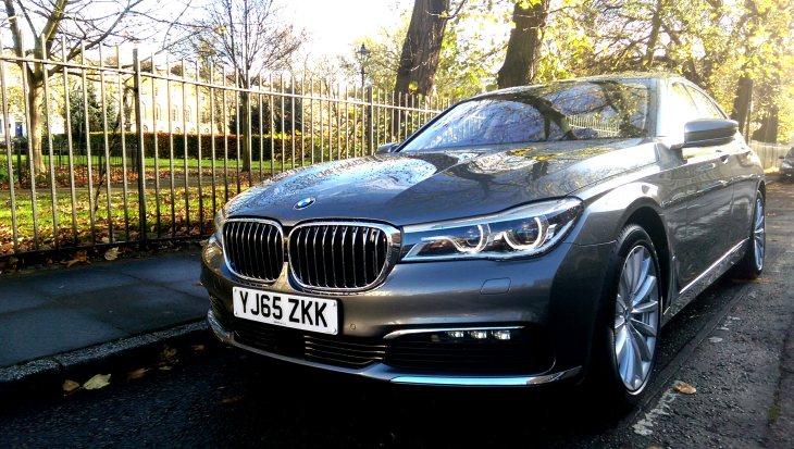2016 BMW 7 Series – 60 MPG, carbon-fibre, laser light luxury! [Review]