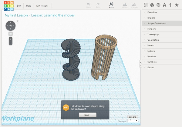 Tinkercad – dive into 3D design with this free and easy website