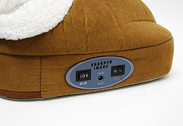 Warming Foot Massager – fleece wrapped relaxation