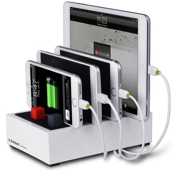 Avantree Powerhouse – desktop USB charger for those with far too many gadgets [Review]