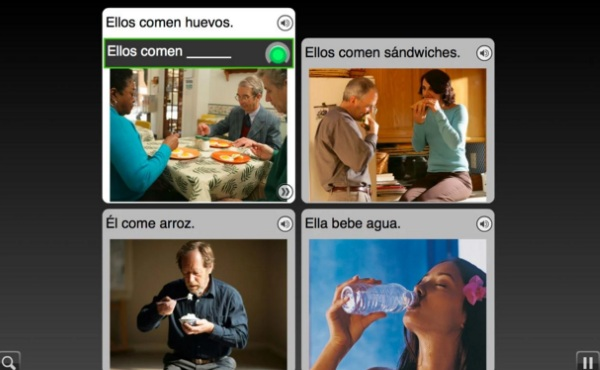 Rosetta Stone App – take one the highest rated language learning systems for a test ride