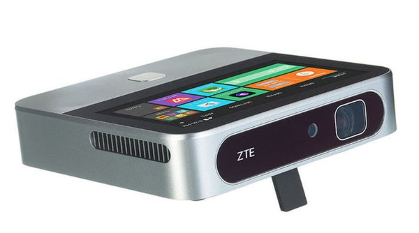 ZTE Spro 2 – the pocket Bluetooth projector