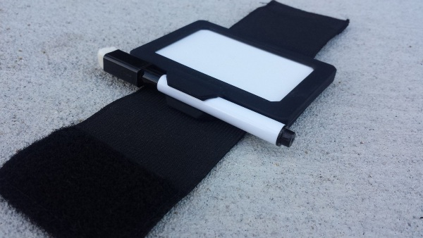 Wear-N-Write – the whiteboard you can carry with you