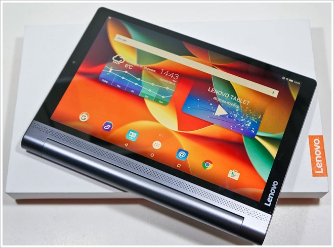 Lenovo Yoga Tab 3 Pro – superb 18 hour tablet with integrated 60 inch projector [Review]