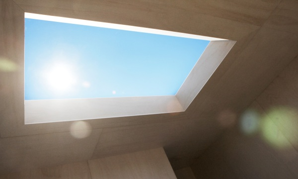 CoeLux Skylights – just because you live in a dystopian city doesn't mean you can't have a bit of sun