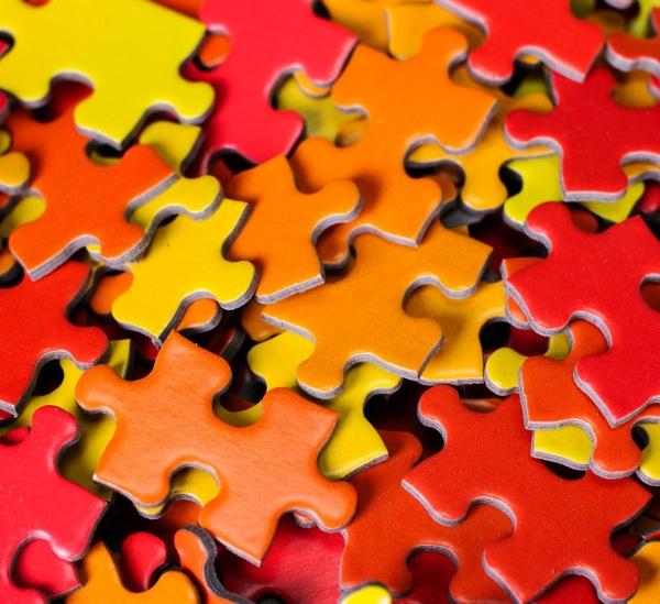 Gradient Puzzles – a puzzle to drive color lovers crazy