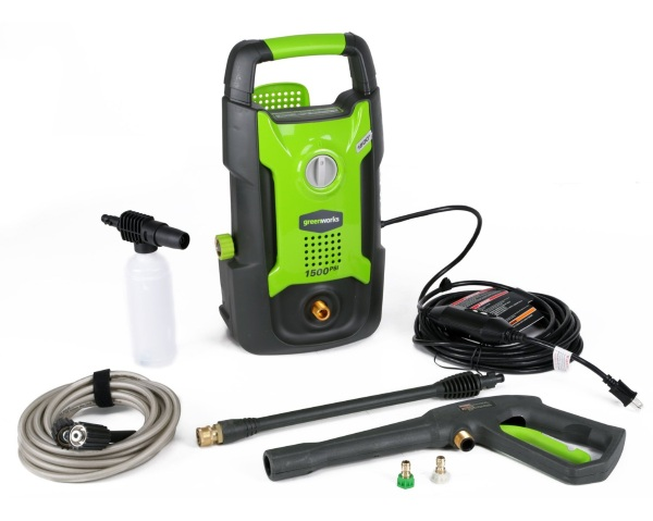 Hand Carry Electric Pressure Washer – take your cleaning to where you really need it