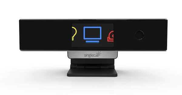 Singlecue Gesture Control – lost remote? No problem, change the channel with a wave of your hand