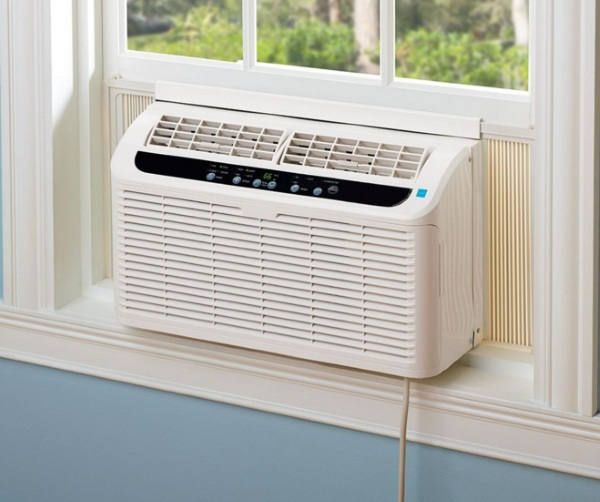 World's Quietest Window Air Conditioner – enjoy the cool air without the noise