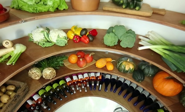 GroundFridge – just like a root cellar but way less creepy