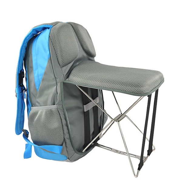 Foldable Chair Backpack – take a seat wherever you go