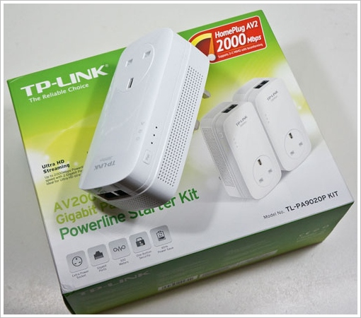 TP-Link AV2000 Gigabit Powerline Kit – Banish Your WiFi Blues With This Blazingly Fast, Secure Alternative [Review]