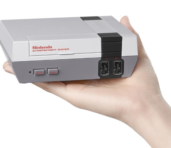 NES Classic Edition – get all your favorite Nintendo games, just like you remember them