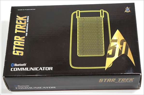 Star Trek: Bluetooth Communicator – the coolest handsfree you will ever own [Review]