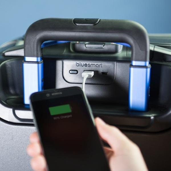 Bluesmart phone charge