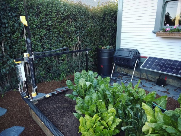 FarmBot Genesis – our robot overlords just want to keep us fed