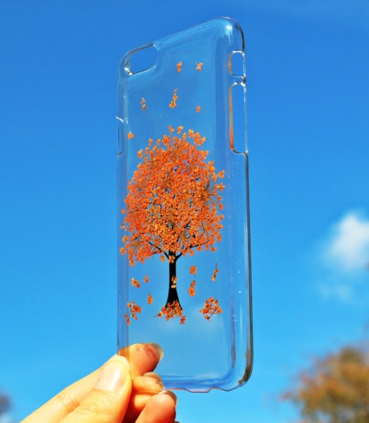 Pressed Flower Phone Cases – add a bit of nature to your mobile