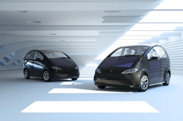Scion – the solar car that doubles as a mobile battery