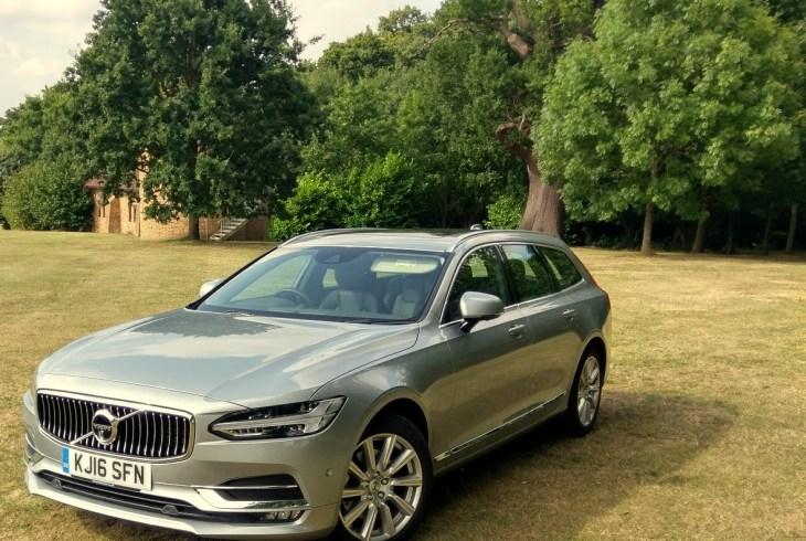 2017 Volvo V90 – Swedish luxury and self-drive economy (65 mpg)  – this is not your grandfather's Volvo Estate [Review]