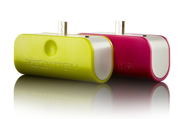 ResQBattery – the power bank made for emergencies