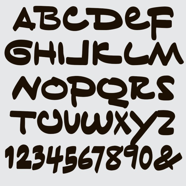 Tiny Hand – the free Trump based font
