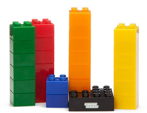 Bright Blocks – these illuminated non-LEGO products put a new spin on building