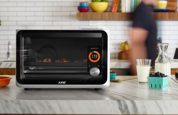 June Oven – the smart oven for perfect meals, every time
