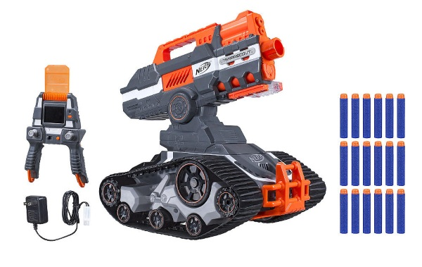 Nerf N-Strike Elite Terrascout Remote Control – take your Nerf battle to the next level with this drone
