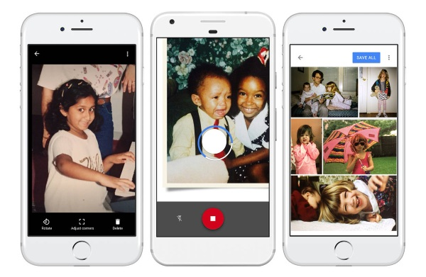 PhotoScan – scan those memories before they fade forever