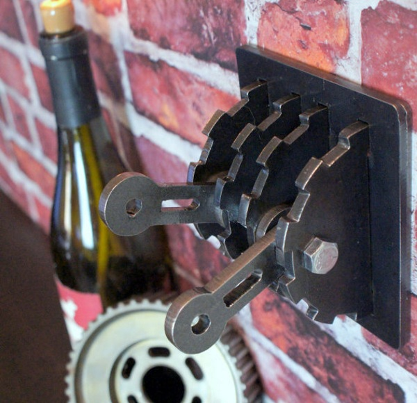 Steampunk Double Light Switch Cover – the perfect cover for your secret laboratory